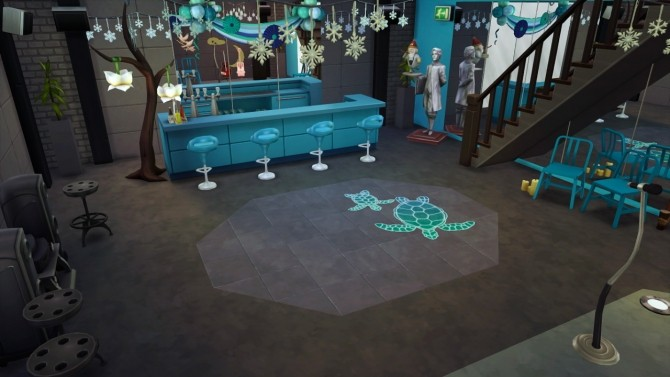 Bradford Elementary School At In A Bad Romance Sims 4 Updates