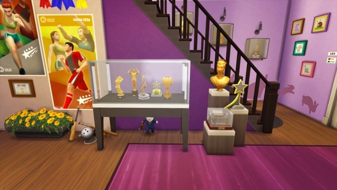 Bradford Elementary School At In A Bad Romance Sims 4