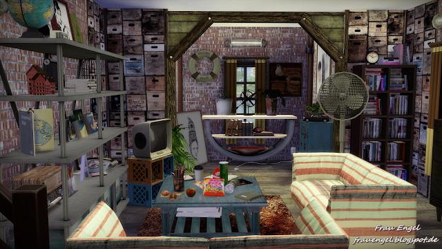 Old Lane house at Frau Engel  Sims 4 Updates