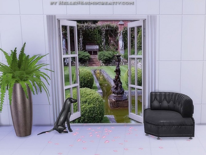 victoria ghost chair bedroom gray painting open window by hellen at sims creativ » 4 updates