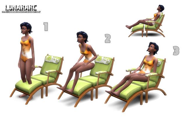 lounge  Sims 4 Updates  best TS4 CC downloads