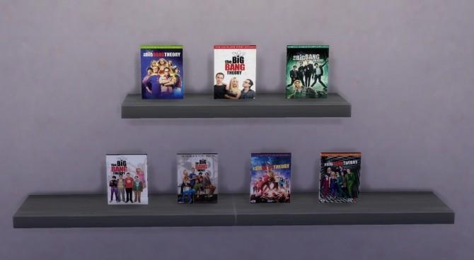 Jomsimss DVD recolors at Mermaid88  Sims 4 Updates
