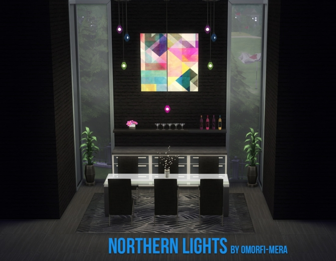 outdoor living rooms pictures decorating ideas for room with hardwood floors northern lights at omorfi-mera » sims 4 updates