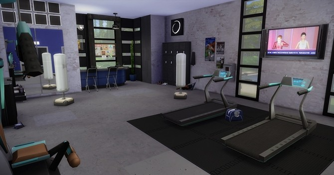 Le Lagon Azur By Rope At Simsontherope Sims 4 Updates