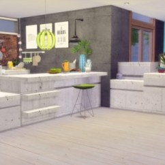 Best Rugs For Kitchen Cheap Unfinished Cabinets Counters » Sims 4 Updates Ts4 Cc Downloads Page 2 ...