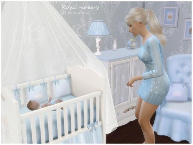 Royal Nursery at Sims by Severinka  Sims 4 Updates