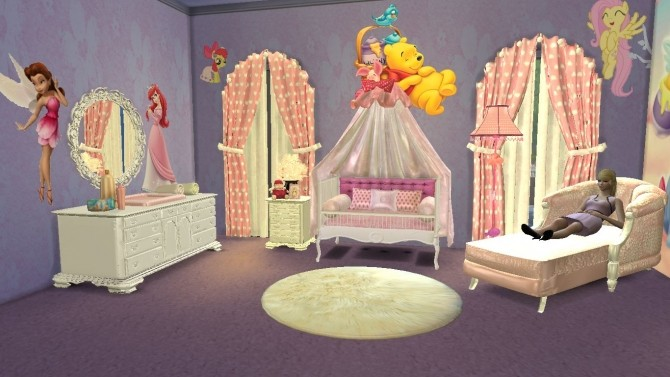 Sweet Dreams Nursery Part 2 At Sanjana Sims Sims 4 Updates