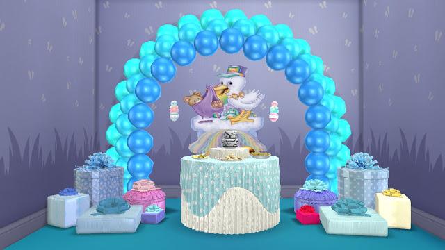 Bundle Of Joy Baby Shower Party Items Set At Sanjana Sims