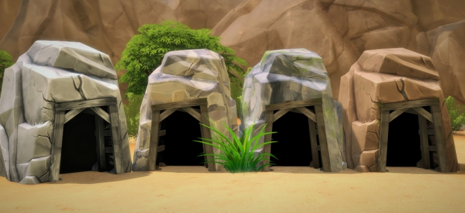 kitchen tools store commercial faucet hidden lot entrance into a tent at budgie2budgie » sims 4 ...