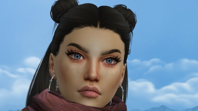 Anabel by Elena at Sims World by Denver  Sims 4 Updates