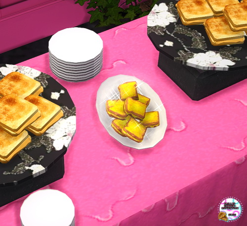Grilled Cheese Buffet Table By Grilledcheese Aspiration At