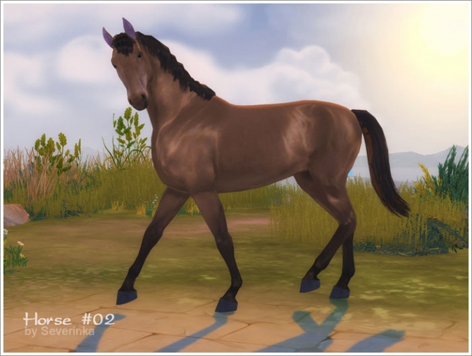 Horse Sims 4 Updates Best TS4 CC Downloads