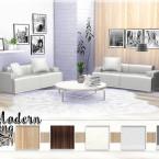 Scandinavian Set 4 At MXIMS Sims 4 Updates