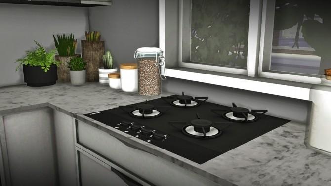 Louise Kitchen Set at MXIMS  Sims 4 Updates