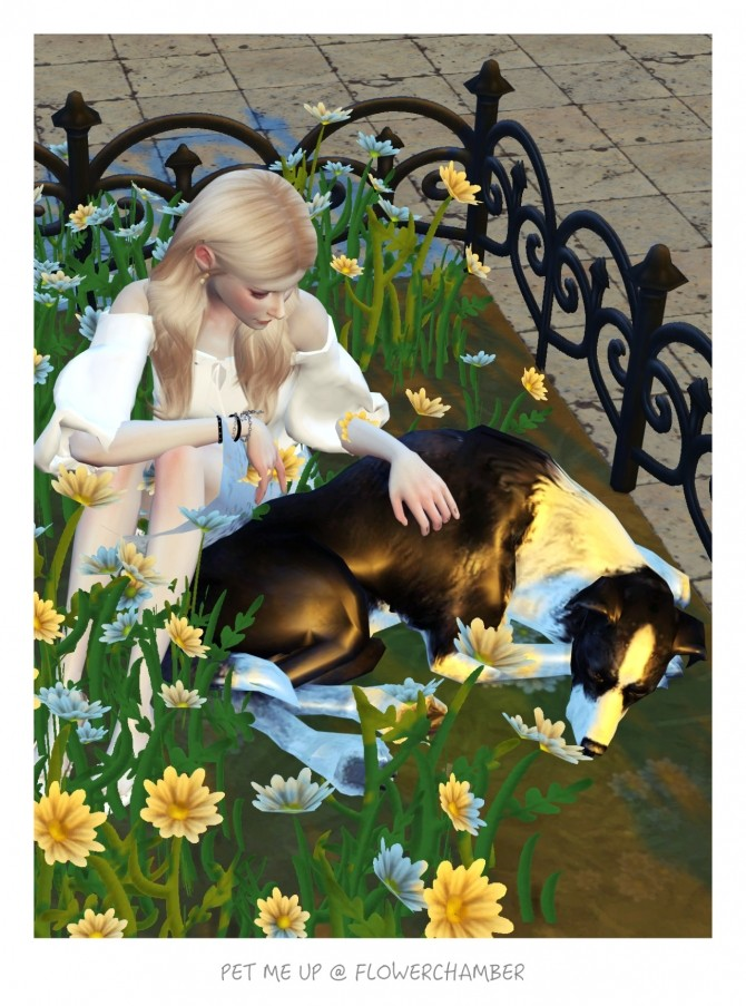 kitchen magazines faucet oil rubbed bronze pet me up poses sets at flower chamber » sims 4 updates