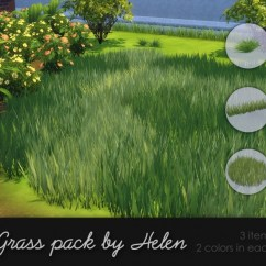 Living Room Decor With Plants Kitchen Design Pictures Grass Pack At Helen Sims » 4 Updates