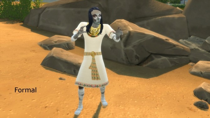 Revenge of the Mummy by Snowhaze at Mod The Sims  Sims 4
