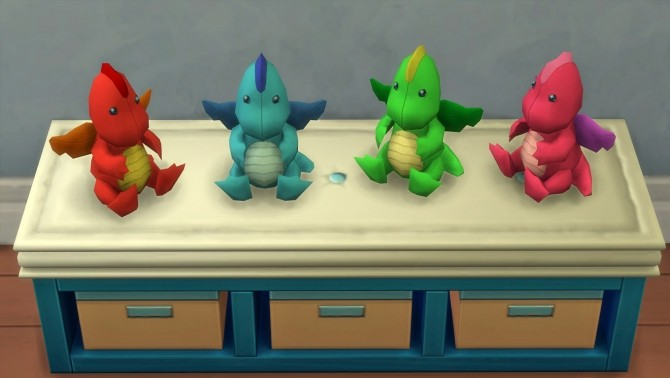 More Monster Guards Dragon Ducky and Hippo Defenders by