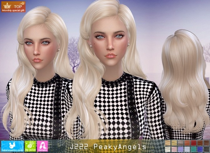 Marimekko Wallpaper Cars J222 Peakyangels Hair Pay At Newsea Sims 4 187 Sims 4 Updates