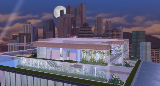 Luxury PentHouse at Lilly Sims  Sims 4 Updates