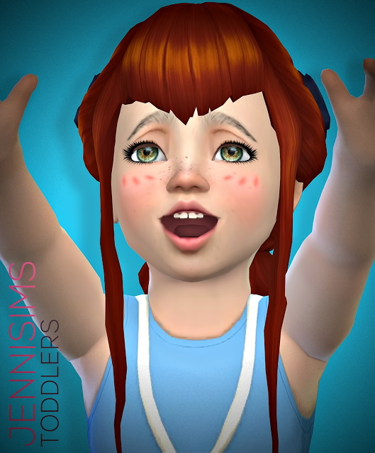 Sets Toddlers Face Paint At Jenni Sims Sims 4 Updates
