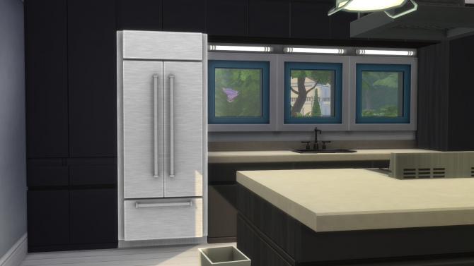 Cold Things Stainless French Door Refrigerator By Ladymumm