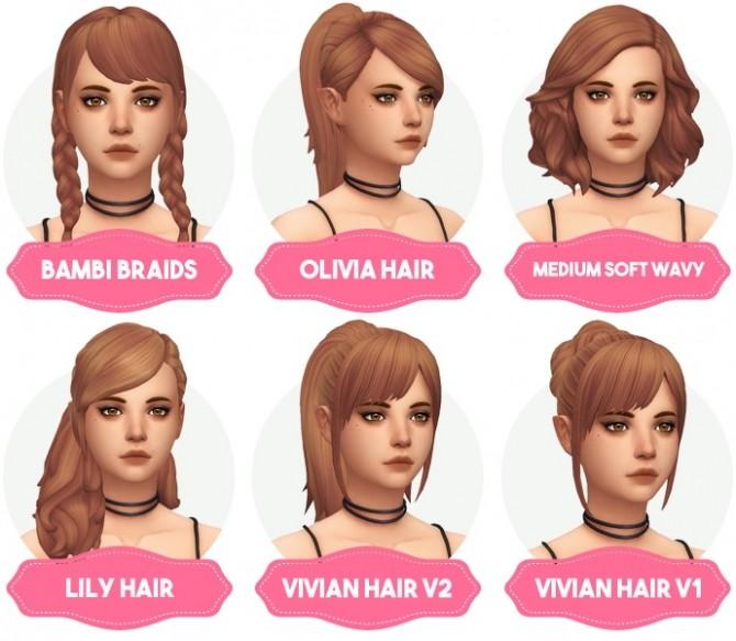 Sims 4 frisuren download installieren