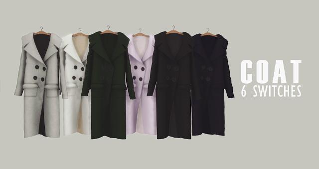 Velvet Hanging Clothes set at Pyszny Design  Sims 4 Updates