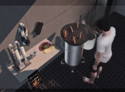 Sims 4 grill downloads » Sims 4 Updates