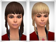 creative bangs hair birksches