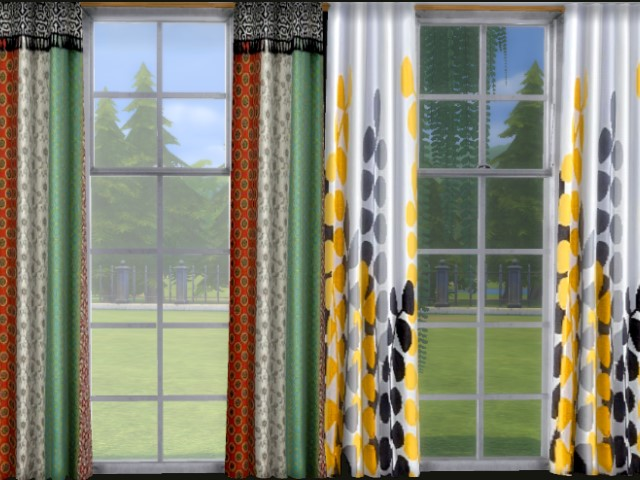 how to make living room curtains persian rug » sims 4 updates best ts4 cc downloads
