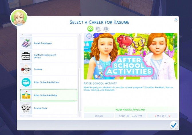 After School Bundle 2 at KAWAIISTACIE  Sims 4 Updates