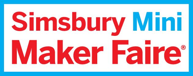 Simsbury Mini Maker Faire logo