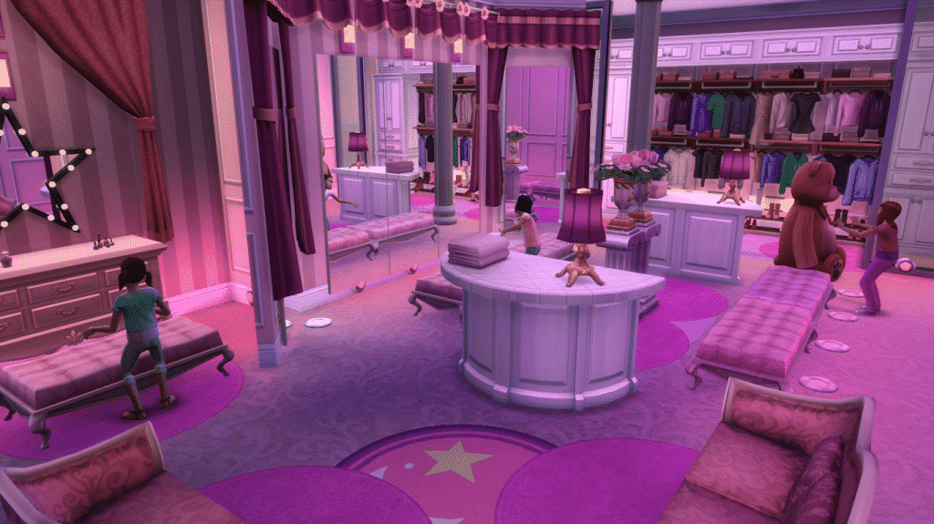 Cute Kitchen Wallpaper The Sims 4 Gallery Spotlight Rooms 04 01 15