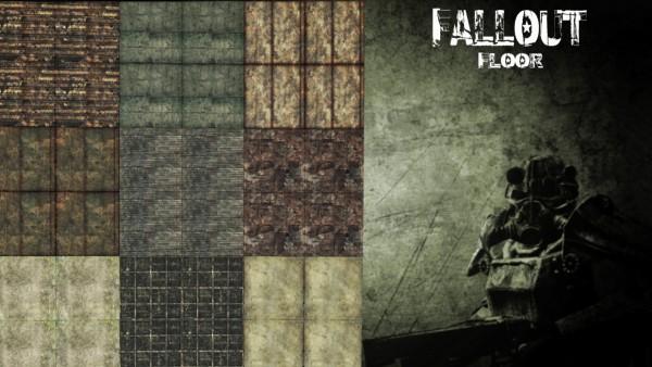 The Sims 4 Fallout CC Showcase