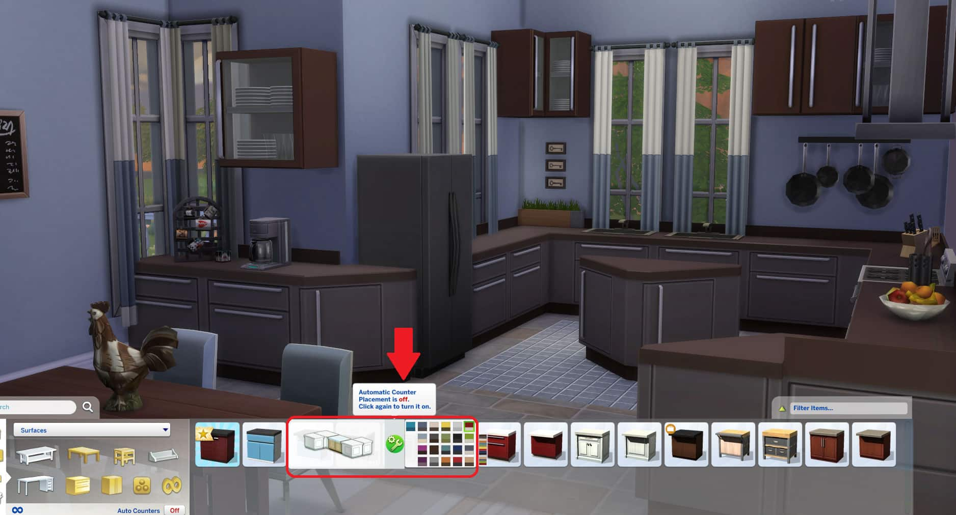 The Sims 4 Blog Tips on creating an Amazing Kitchen by