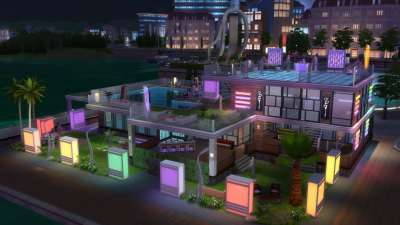 The Sims 4 Get Together: Official Lots, Rooms and ...