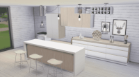 The Sims 4 Custom Content Spotlight: Kitchen Sets