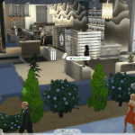 The Sims 4 Dine Out Dining In A Restaurant