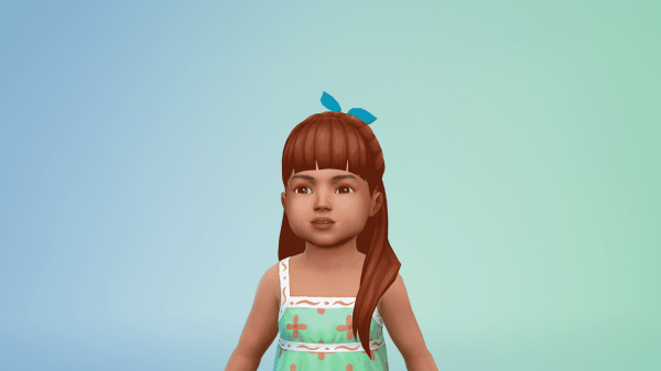 Sims 4 Cc Toddler Hair - Year of Clean Water