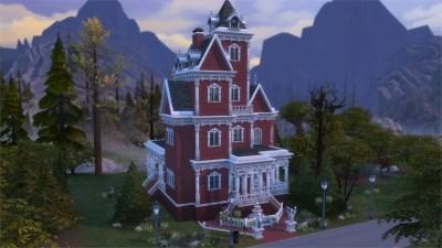 The Sims 4 Vampires Gallery Spotlight: Lots