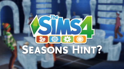The Sims 4: Possible Seasons Hint Found In Toddlers Update ...