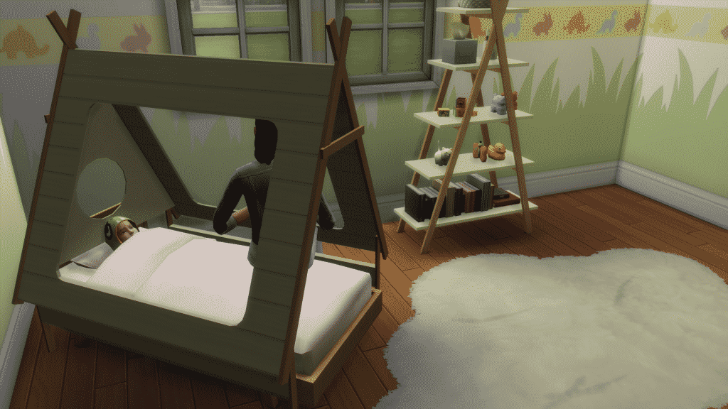 The Sims 4 CC Showcase Toddler Bedrooms