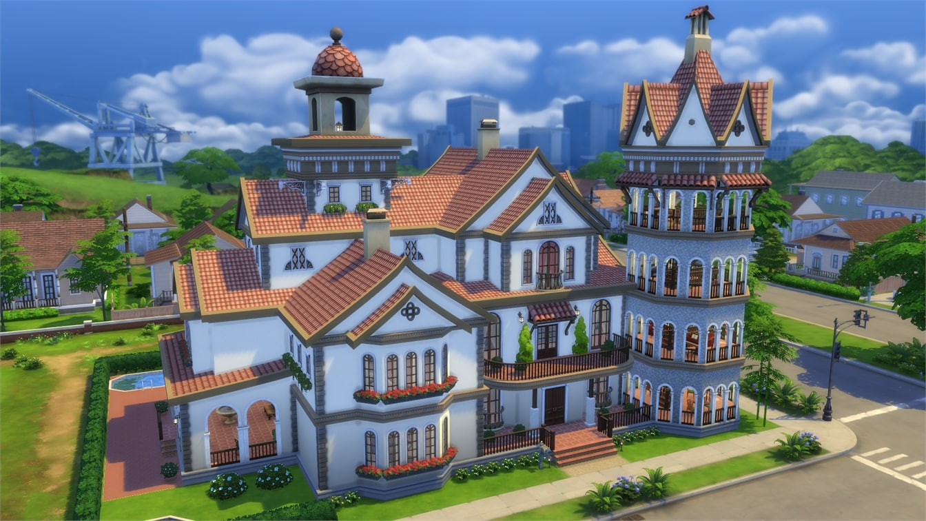 Our team of experts has selected the best sims games out of hundreds of models. The Sims 4 Gallery Spotlight: Base Game Houses