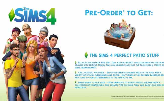 Everything You Need To Know About The Sims 4 For Consoles