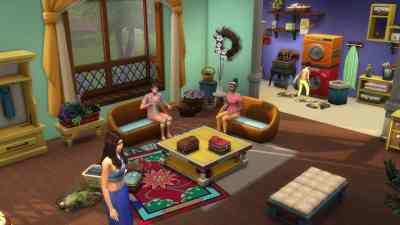 The Sims 4 Laundry Day: Social Networks Giveaway