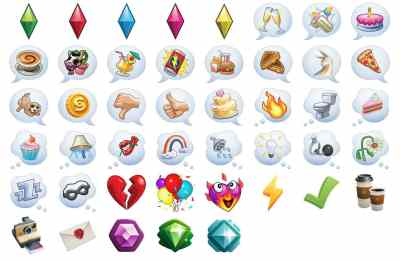 The Sims Sticker Pack Now Available on iOS!