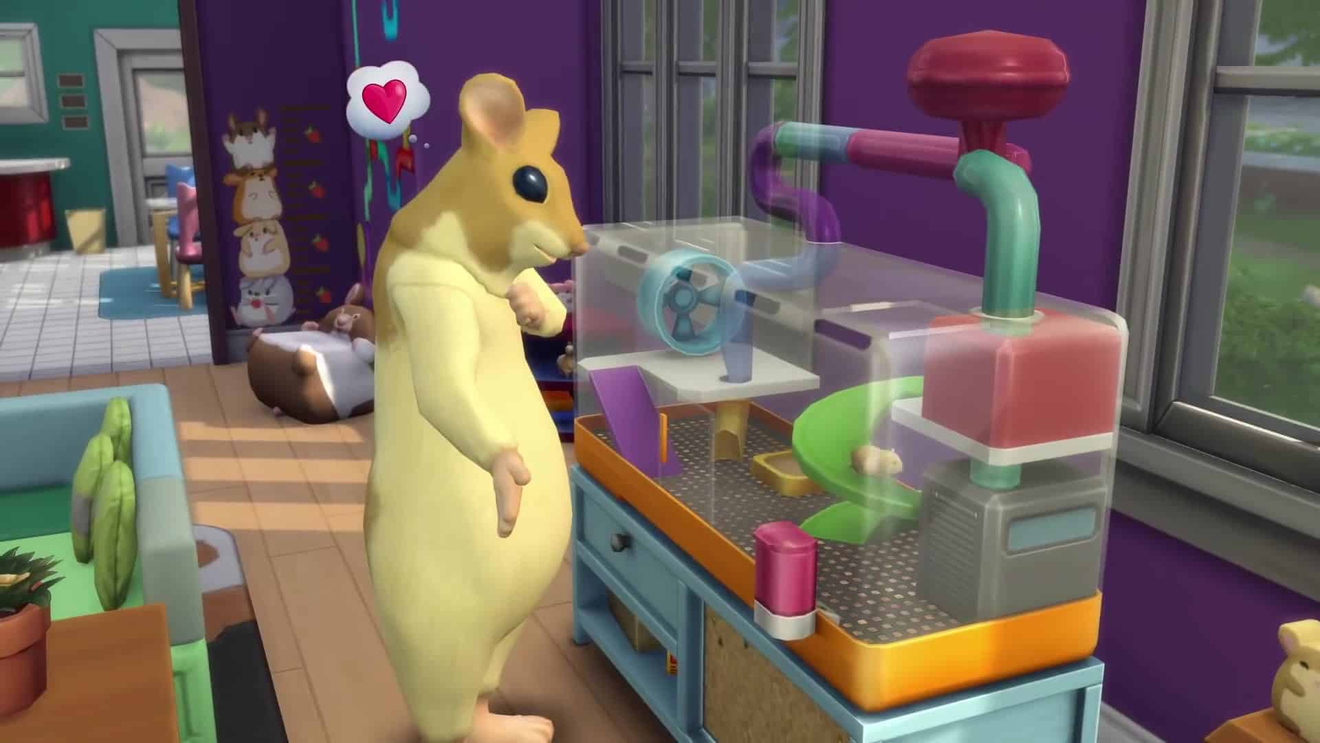 The Sims 4 My First Pet Stuff Official Trailer 090 Sims