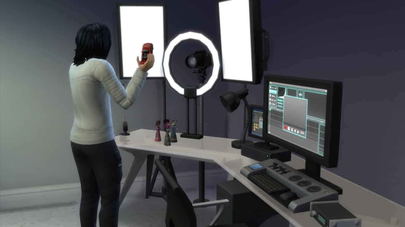 The Sims 4 Get Famous Media Production Skill Guide