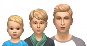 Malcolm Landgraab ages and stages
